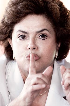 Dilma rompe laços do Brasil com o regime do Irã